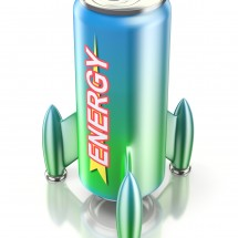 Energy drink concept